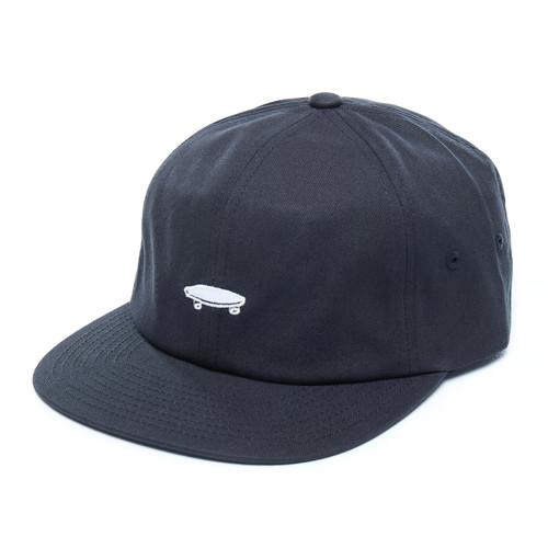 Vans Salton II Hat Mens in Black White