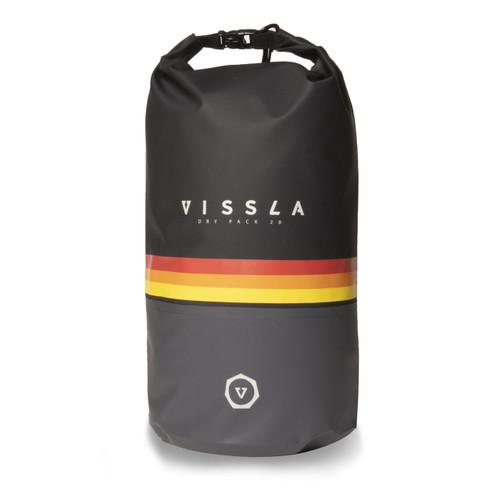 Vissla 7 Seas 20L Dry Pack Mens in Black 3