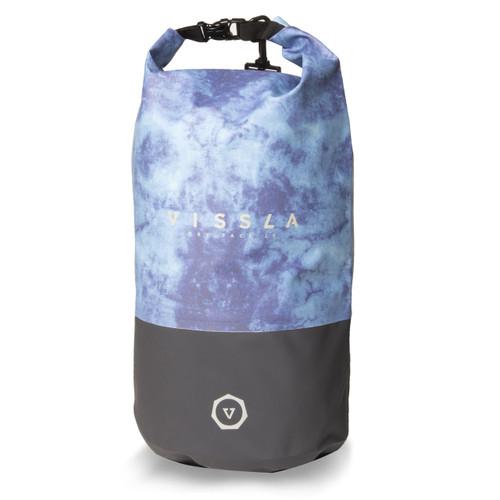 Vissla 7 Seas 20L Dry Pack Mens in Blue Tie Dye