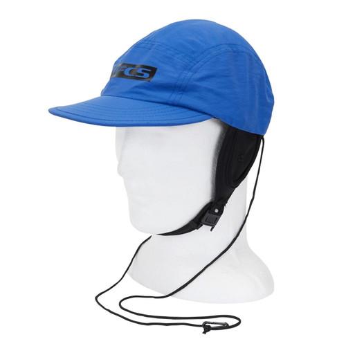 FCS Essential Surf Cap Hat in Heather Blue