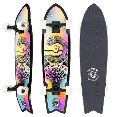 Sector 9 Tia Pro Zen 30.5 Skateboard Complete