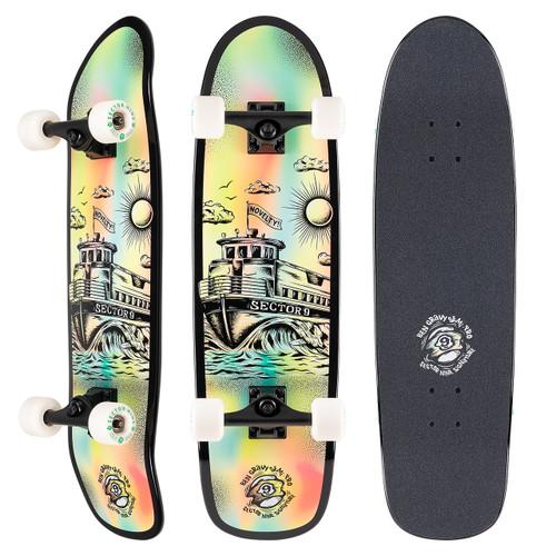 Sector 9 Gravy Semi-Pro Barge 31.5 Skateboard Complete