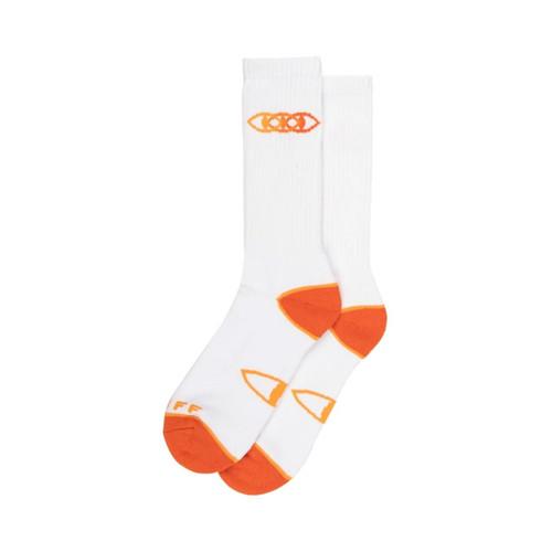Poler Third Eye Sock Mens in White