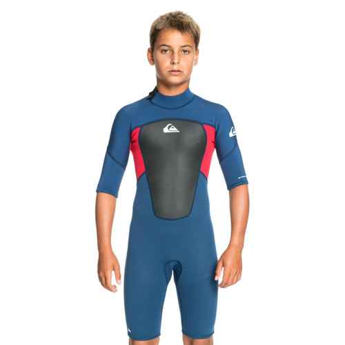 Quiksilver 2MM Prologue BZ Springsuit Boys in Insignia High Risk