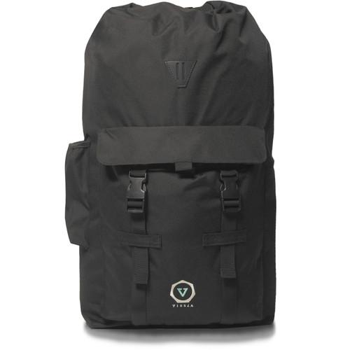 Vissla Surfer Elite 40L Wet Dry Backpack Mens in Black