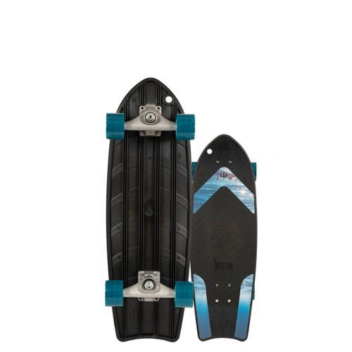 Carver x Bureo Ahi with Ocean Grip C5 Raw 27in Surfskate Complete