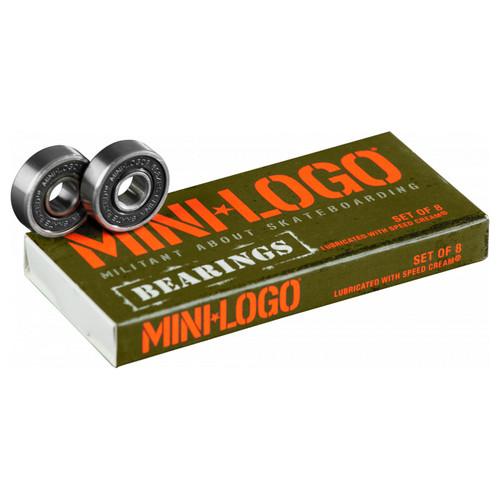 Mini Logo Bearings 8 Pack