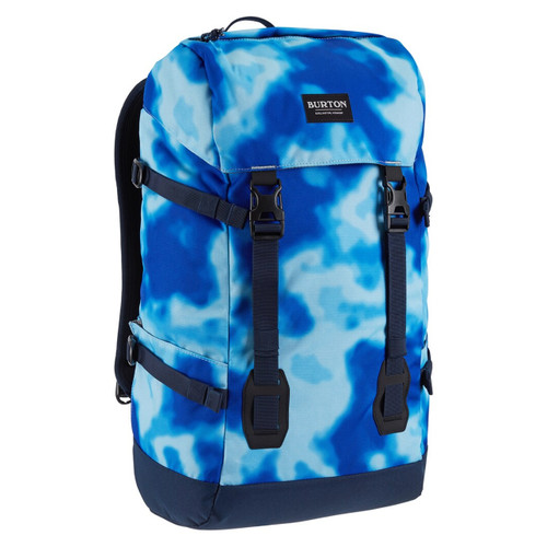 Burton Tinder 2.0 30L Backpack in Cobalt Abstract Dye