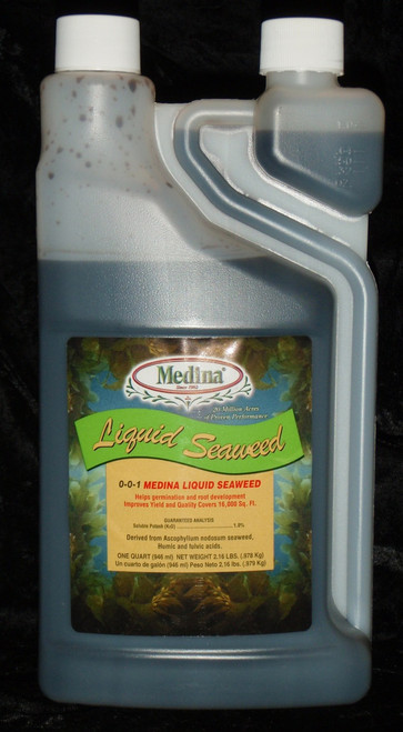 Aquaponics Liquid Seaweed Supplement