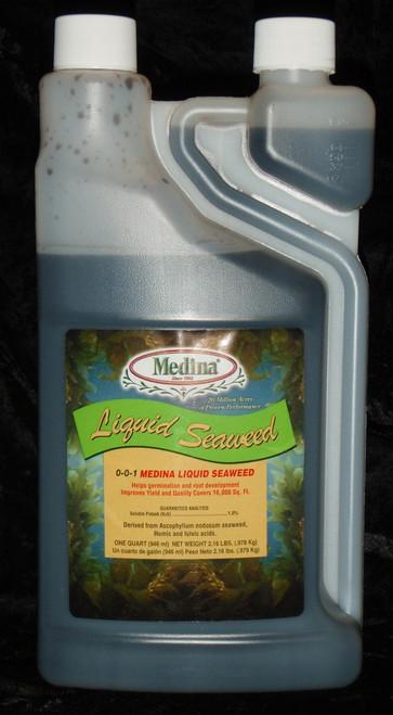 Aquaponics Liquid Seaweed Supplement