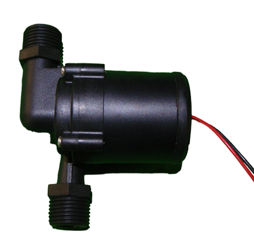 GroPockets Class B Pump 135 GPH, with 16 ft of head