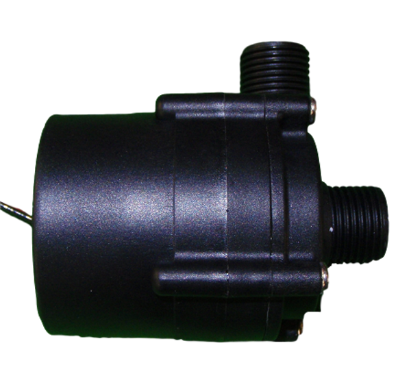 GroPockets Class C Pump for Vertical Farming - 12V DC, 300 GPH 26ft head