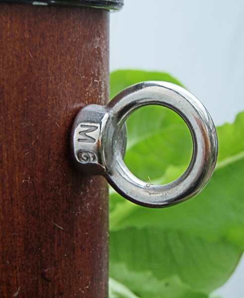 SS Eye Bolt - Qty 2
