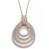 14KR Diamond Pendant