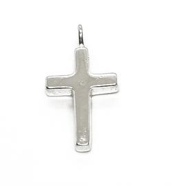 Sterling Silver Small Cross Pendant