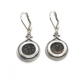 Sterling Silver Widows Mite Earrings