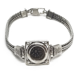 Sterling Silver Widows Mite Bracelet