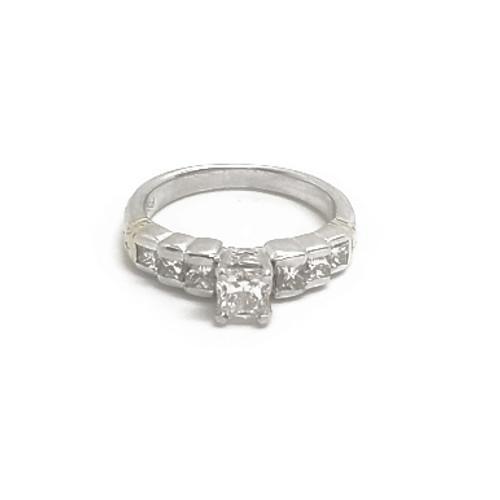 14K&Y Diamond Wedding Ring
