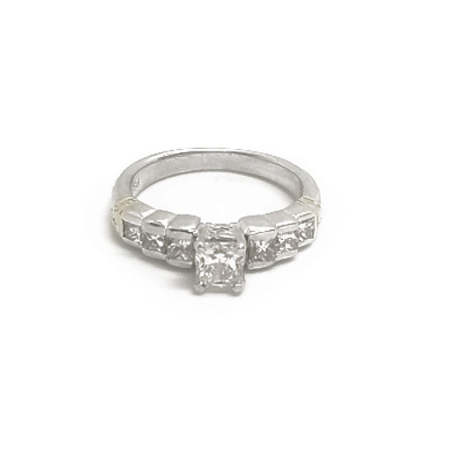 14K&Y Diamond Wedding Ring