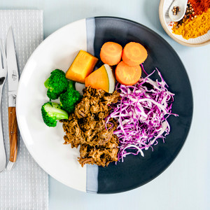 Indian Spiced Lamb