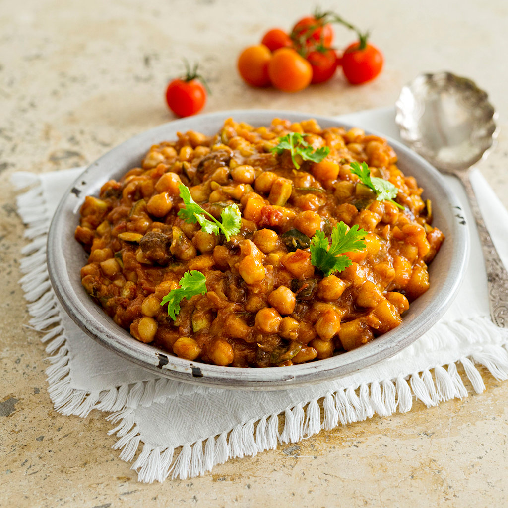 Moroccan Chickpea Curry Family Size Eye Level