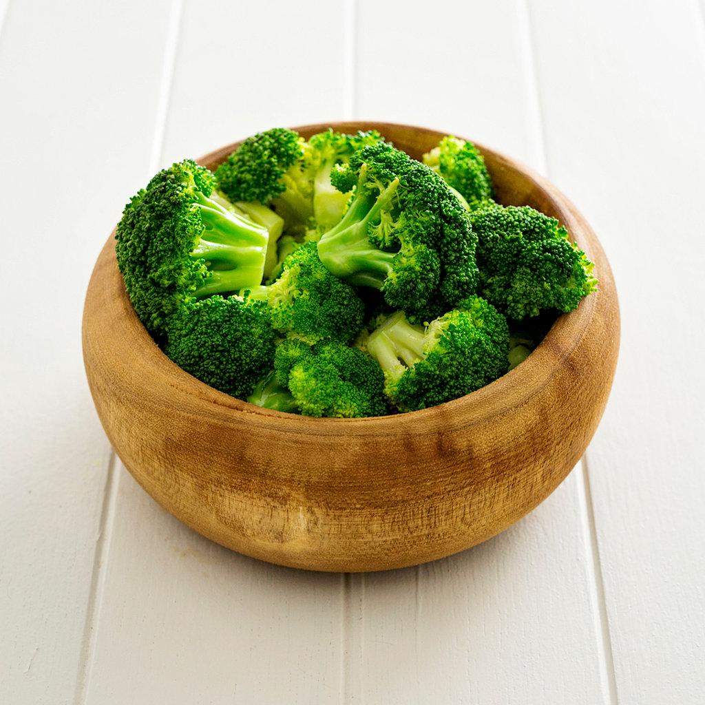 Broccoli Side Portion Eye Level