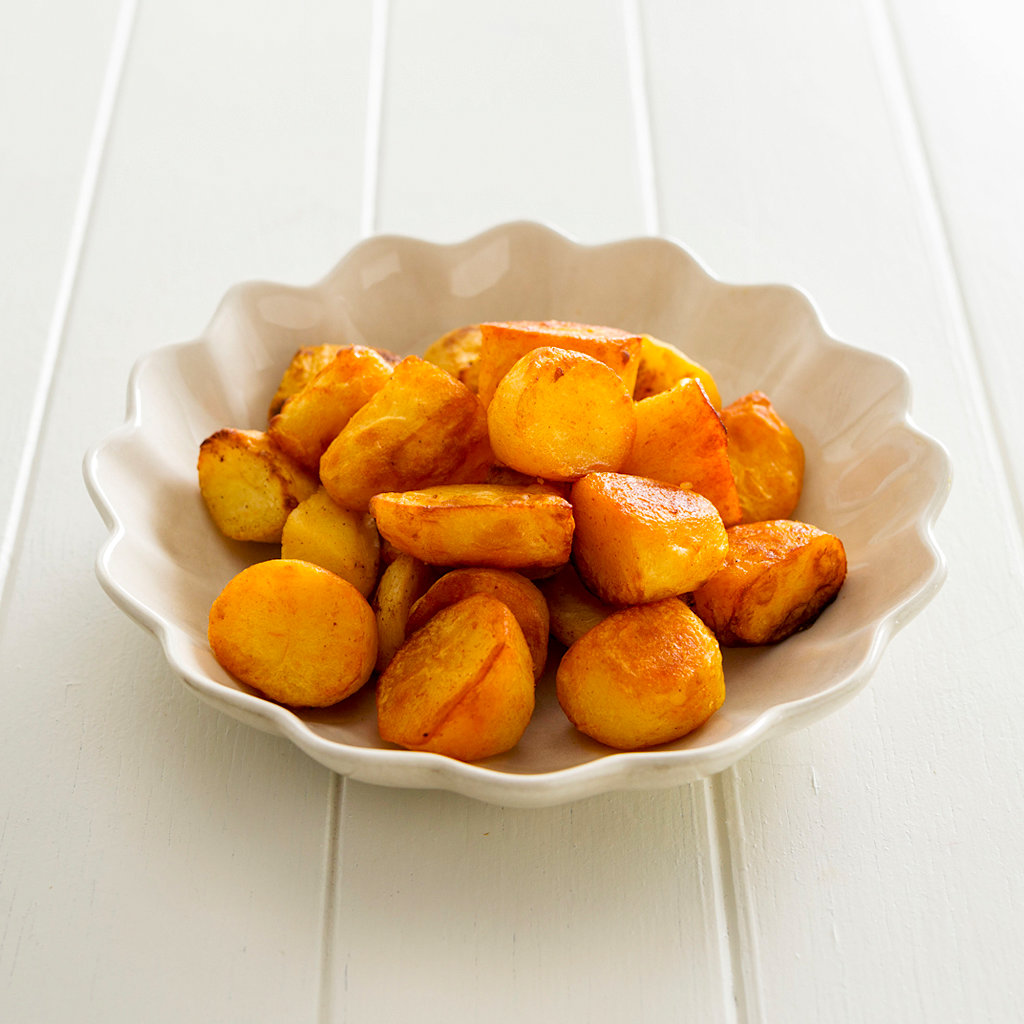 Roast Paprika Potato Side Portion Eye Level
