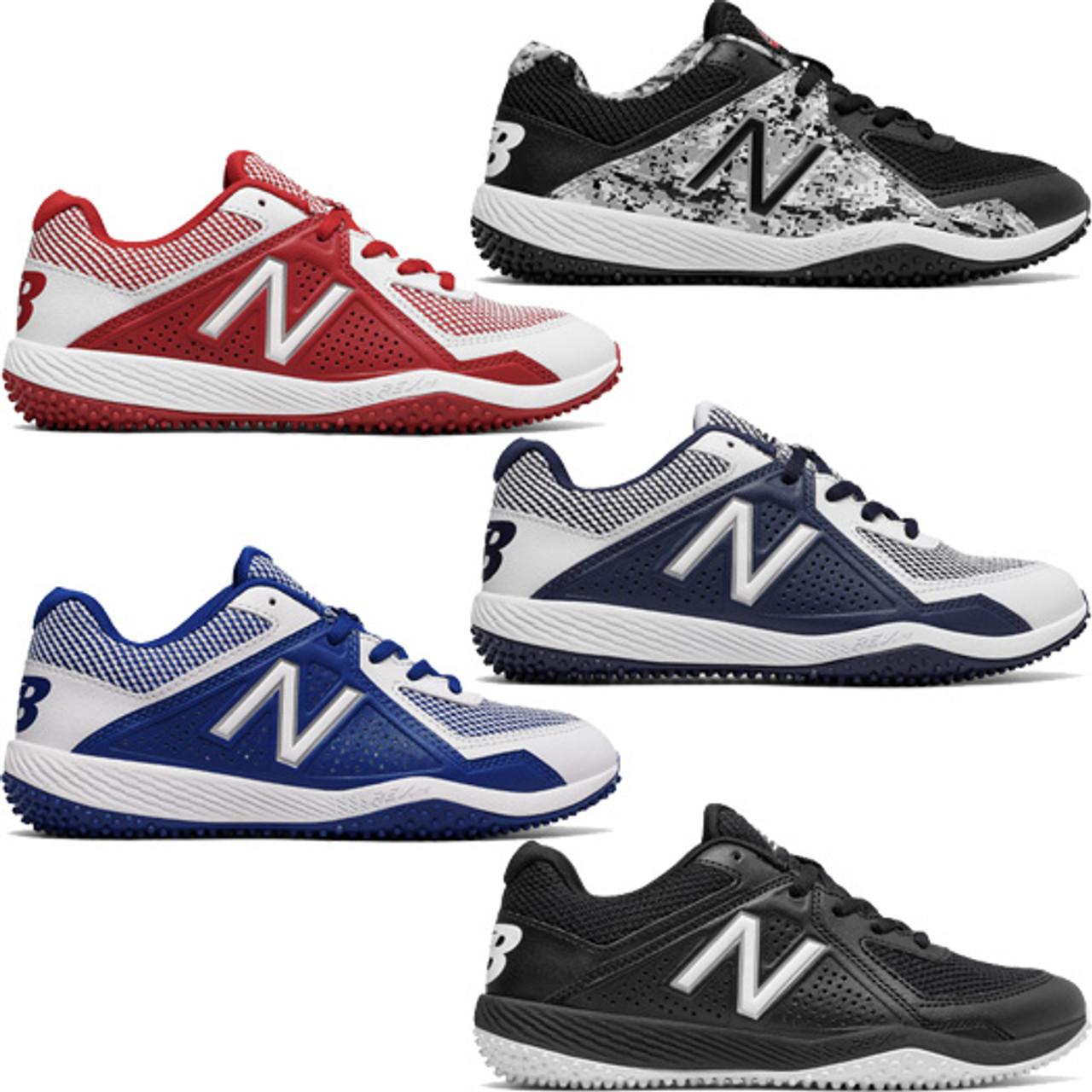new balance youth baseball turf shoes