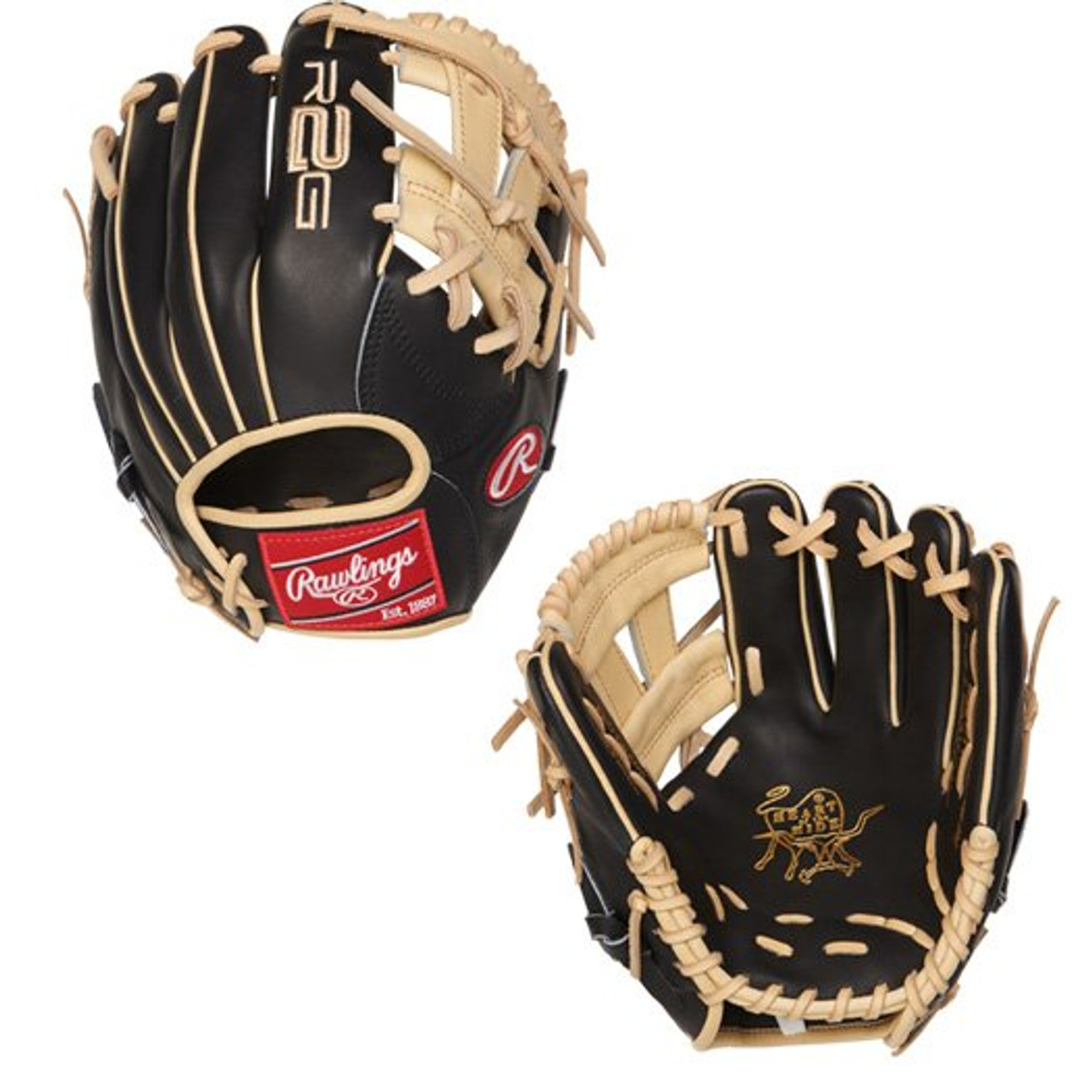 Rawlings Heart Of The Hide R2g Baseball Glove 11 25 Pror882 7bc