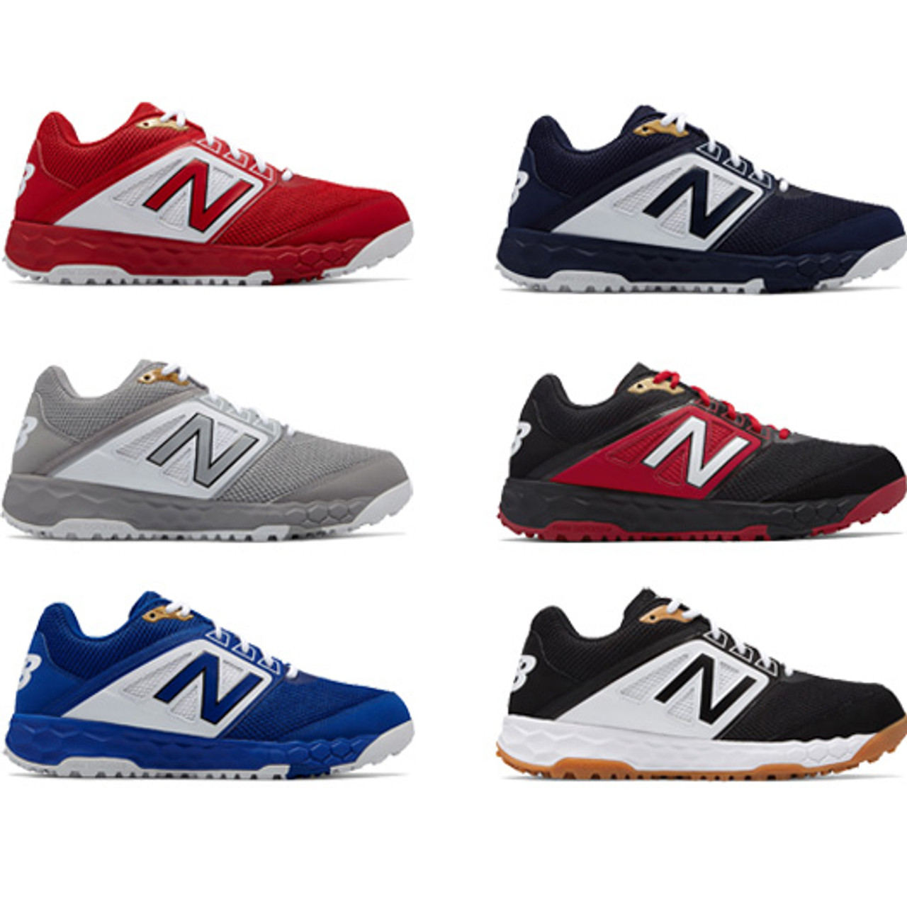 do new balance turf shoes run small