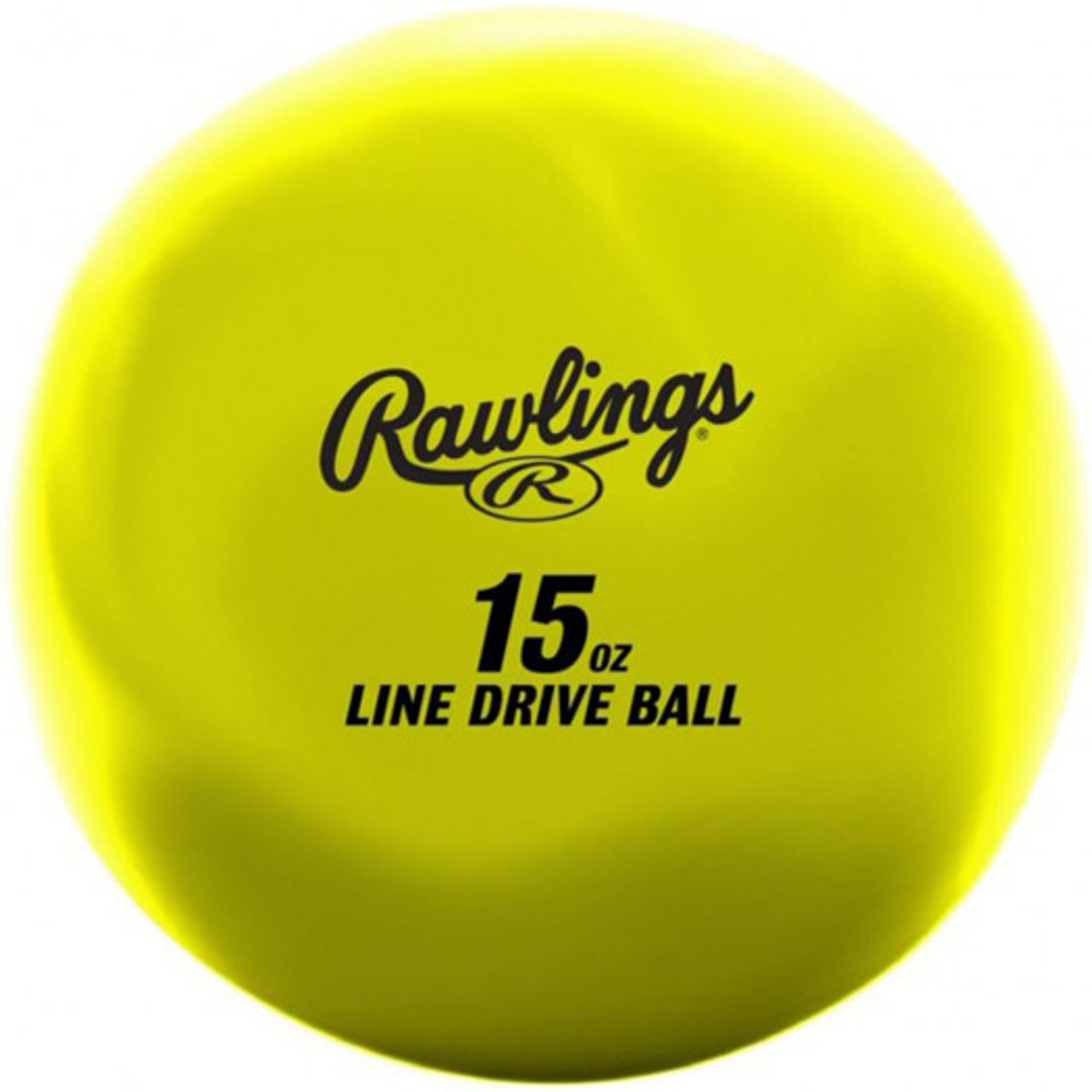 "Champro Sports Weighted Baseball Control Flight Batting Practice Ball 9/"" 15 oz"
