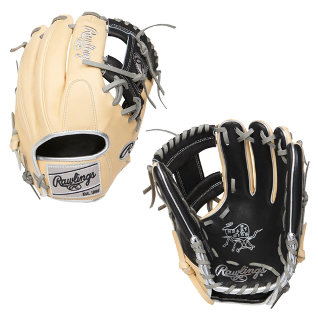 Rawlings Heart of The Hide R2G 11.75 Francisco Lindor Baseball Glove PRORFL12 PRORFL12