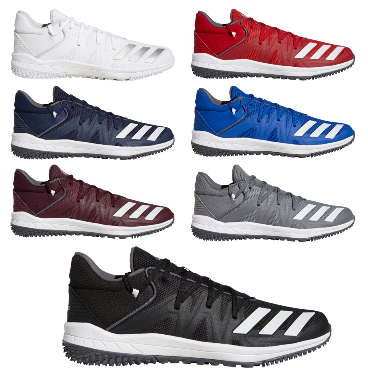 Adidas Baseball Speed Turf Shoes - Men