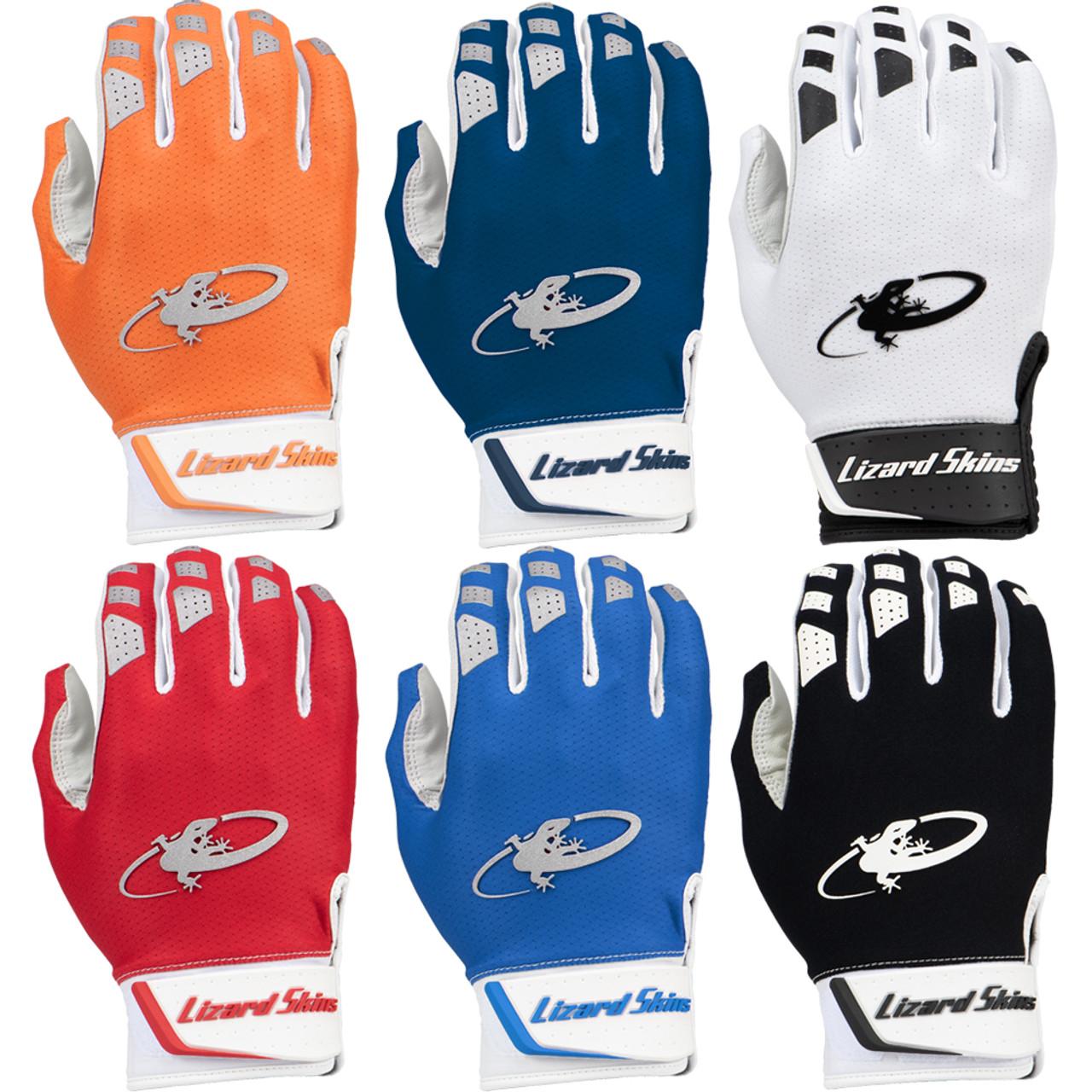 Lizard Skins Komodo V2 Youth Baseball Batting Gloves