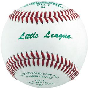 DLL-1 douzaine Diamond Little League Baseball