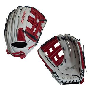 "nouveau Worth Legit 13/"" Slow Pitch Softball Glove WLG130-PH main droite lance"