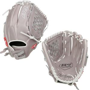 """Rawlings R9 12.5/"""" Fastpitch Softball Glove R9SB125FS-3G"""