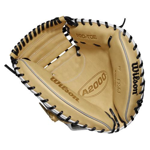 Wilson A2000 Pfcm33 33 Baseball Catchers Mitt Pedroia Fit Wta20rb19pfcm33