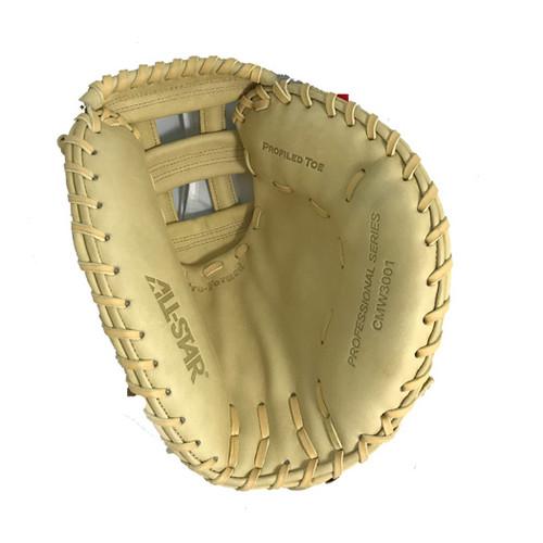 Allstar 335 Fastpitch Softball Catcherss Mitt Pro Ball Cmw3001