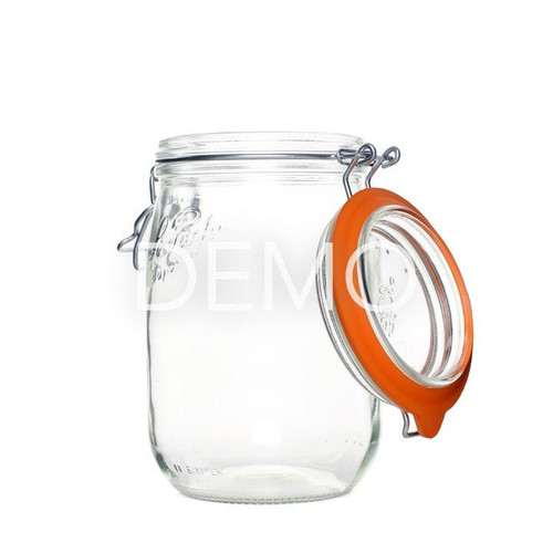 [Sample] 1 L Le Parfait Jar