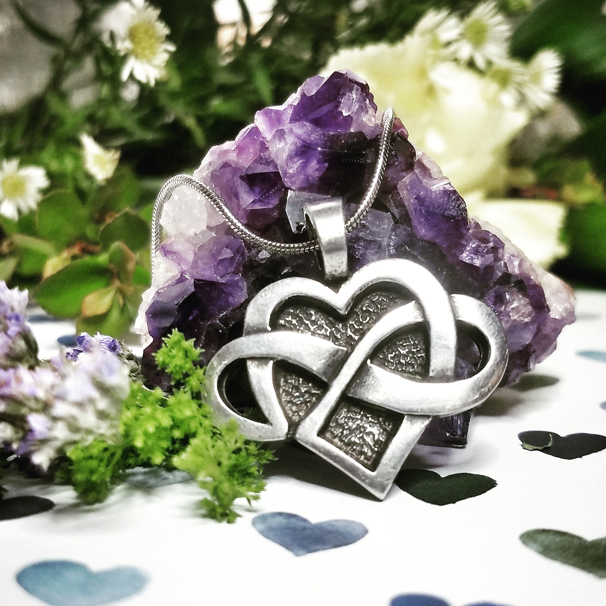 Deva Designs Infinite Heart