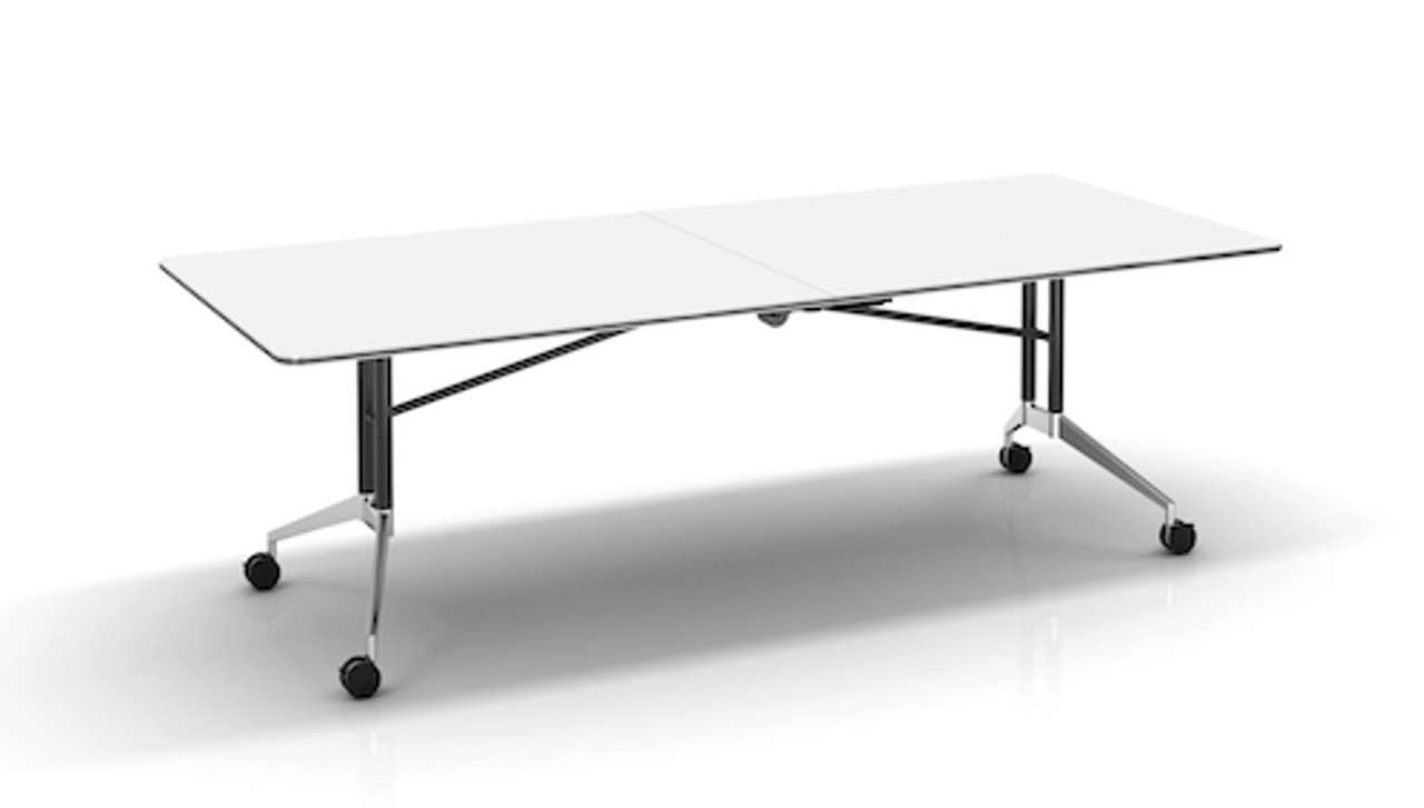 Quick Edge Folding Boardroom Table