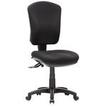Aqua Ergonomic Task Chair Black