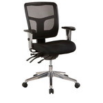 Oyster Ergonomic Mesh Multi Shift Chair