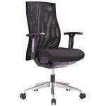 Sting Mesh Back Black Executive Office Chair