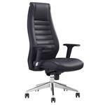 Boston Syncron PU Back Black Executive Seating Chair