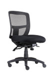 Ergo Task Promesh Heavy Duty Chair - Black