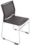 PMVBK Stackable Mesh Back Visitor Chair