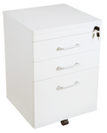Quick Span - 3 Drawer Mobile Pedestal