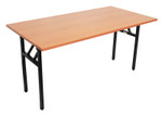 Budget Steel Frame Folding Table